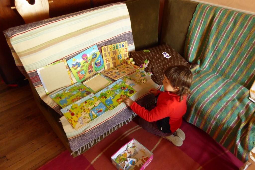 Puzzles prestados (Punta Arenas)