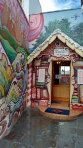 Donde encarga los dulces el Viejito pascuero en Punta Arenas