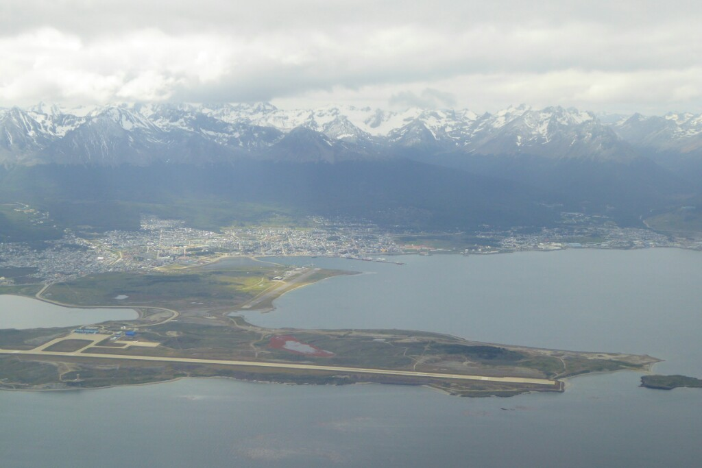 Adiós Ushuaia