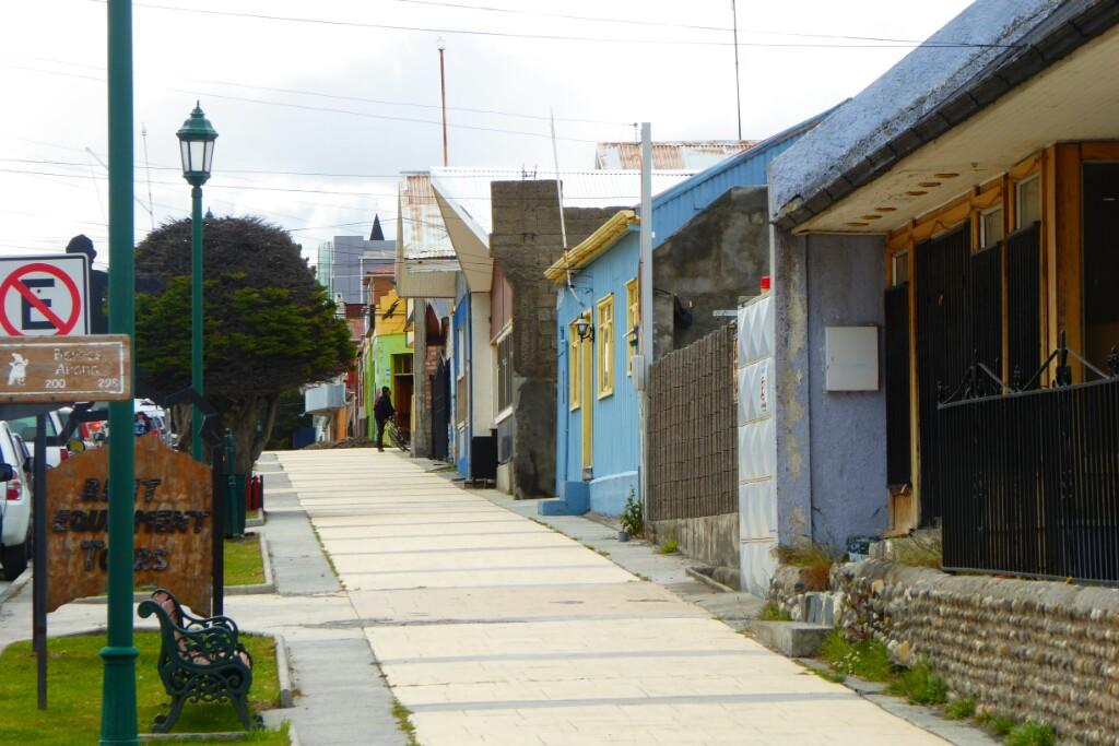 En Puerto Natales recuperamos las sensaciones de Punta Arenas
