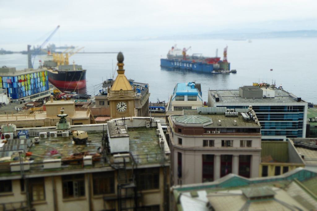 El Plan de Valparaíso desde Concepción