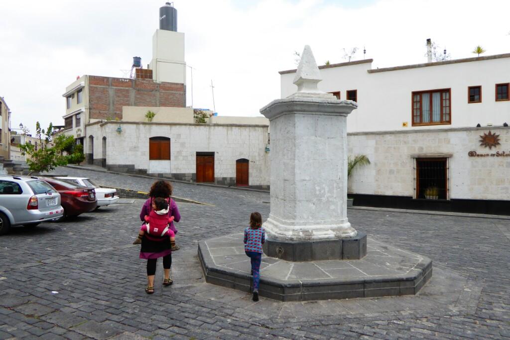 La Plaza Campo Redondo es donde se cree que se fundó la ciudad