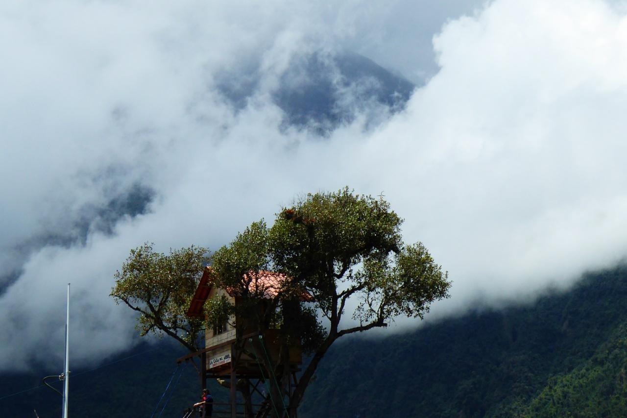 ¡Buenos días Tungurahua!