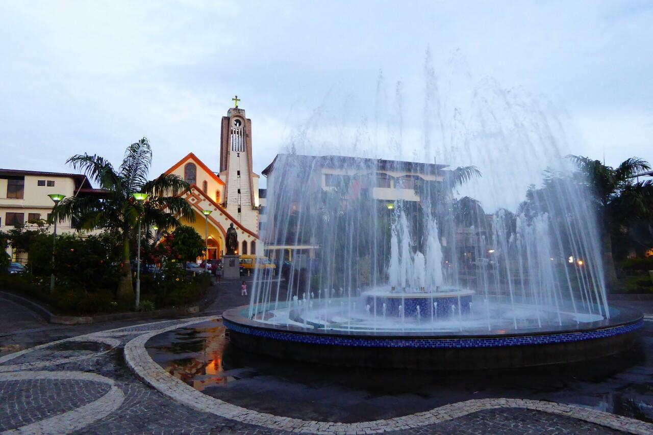 Plaza 12 de Mayo