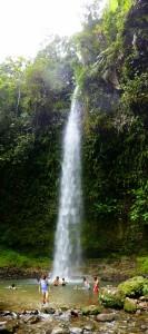 Cascada Hola Vida