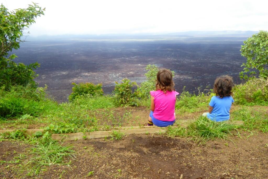 """A Jana el Sierra Negra no le convence como volcán: """"No s'assembla a l'Osorno en res!"""""""