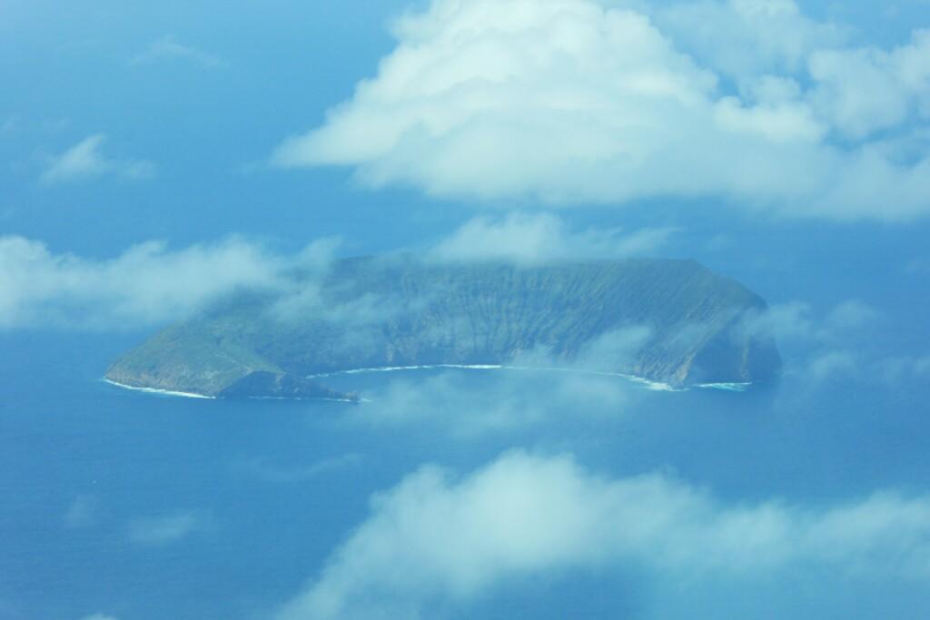 El islote Sur de Cuatro Hermanos