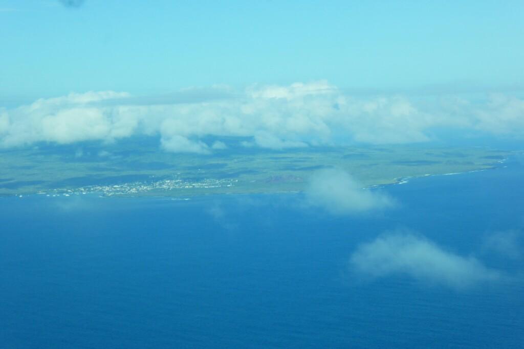 Puerto Baquerizo Moreno y el sur de San Cristóbal